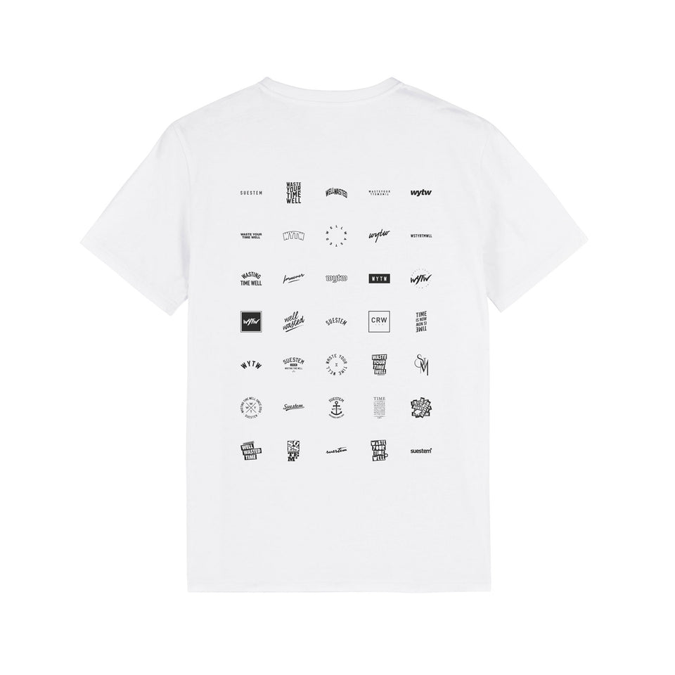 T-Shirt Icons – White (Decade Special)
