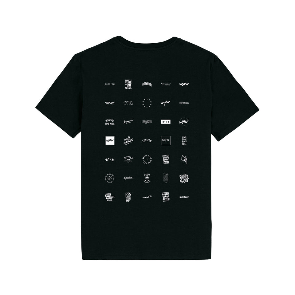 T-Shirt Icons – Black (Decade Special)