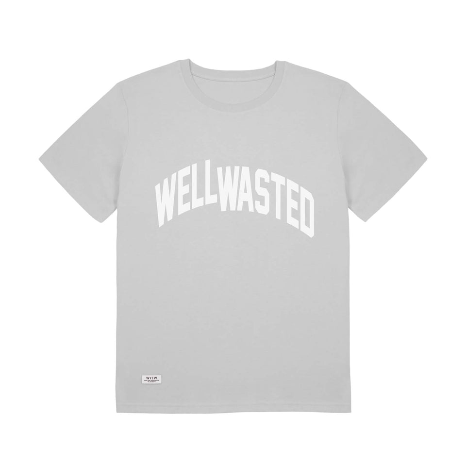 T-Shirt Wasted Shift – Light Grey