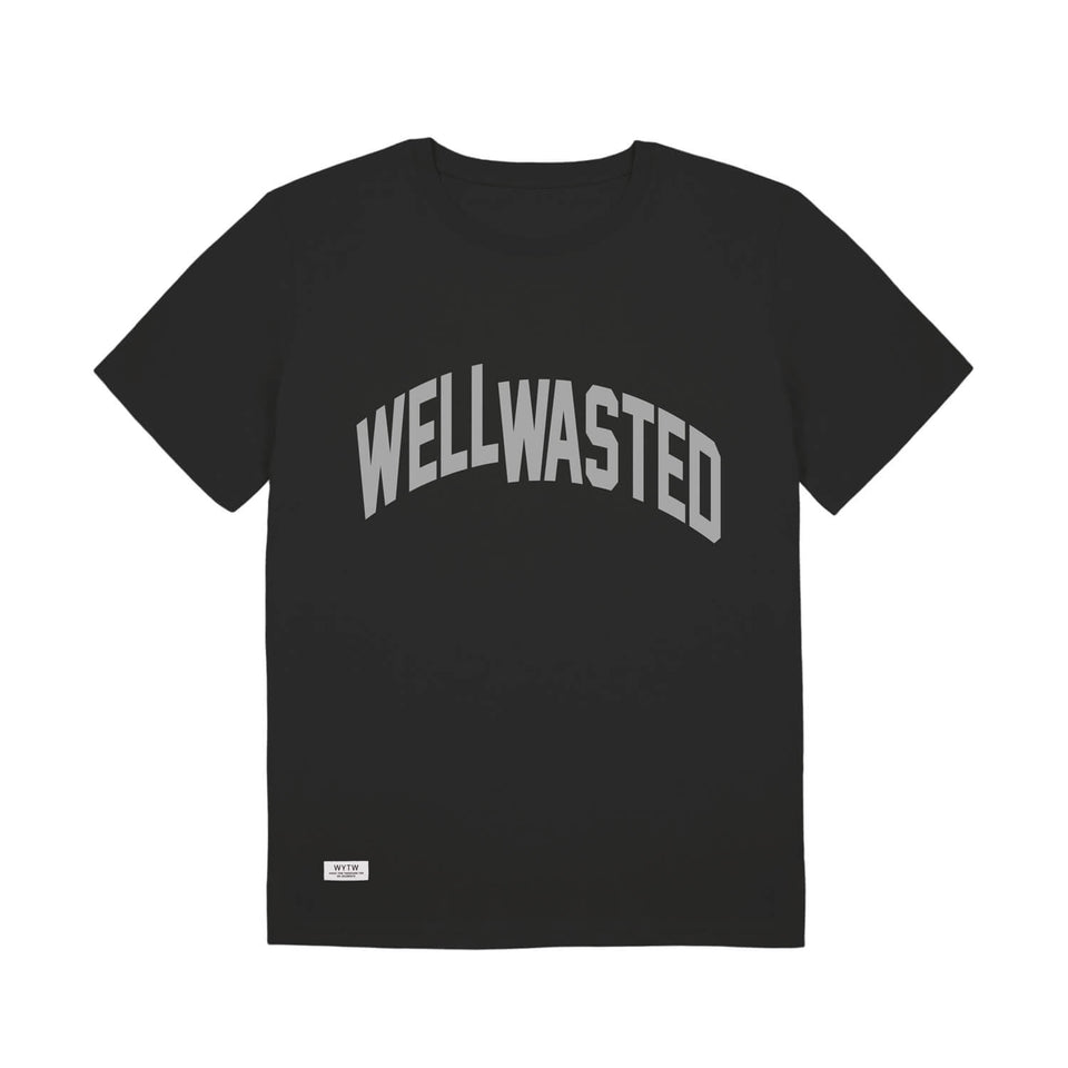 T-Shirt Wasted Shift – Black