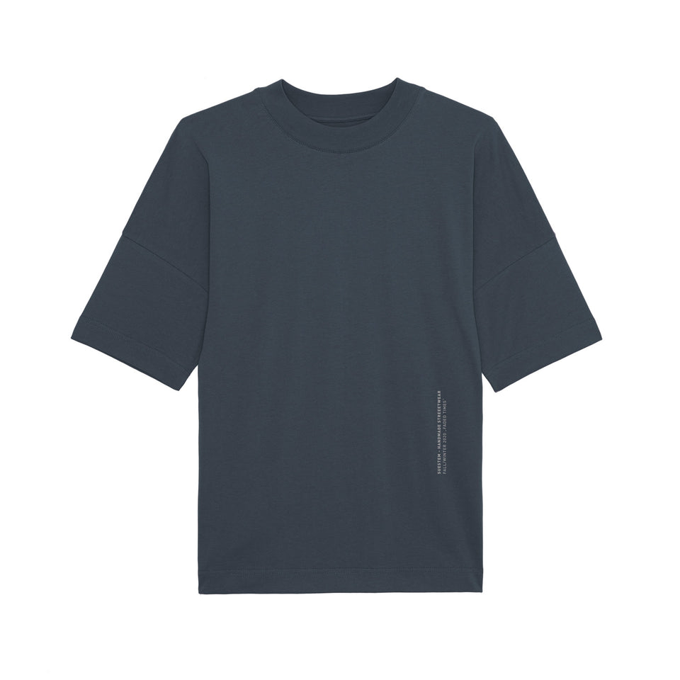 T-Shirt Faded Times – Charcoal