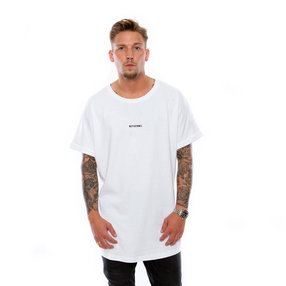 T-Shirt Shortcut – White