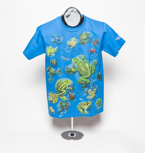 Frog Printed Kids T-shirt