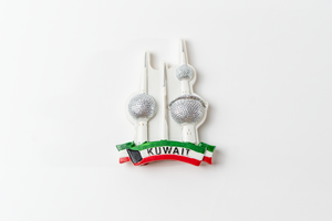 Kuwait Fridge Magnet