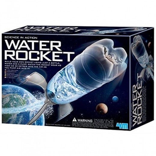 Science in Action H2O Rocket
