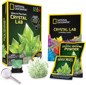Crystal Growing Lab