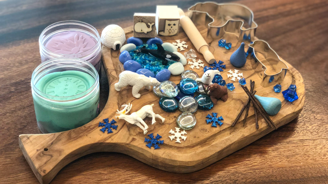 Arctic Sensory Play Kit