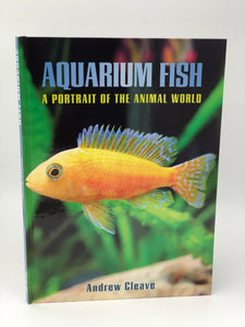 Aquarium Fish - A Portrait of the Animal World