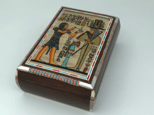 Load image into Gallery viewer, Ancient Egyptian Themed Jewelry Box