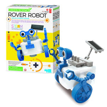 Load image into Gallery viewer, Hybrid Solar Power Rover Robot