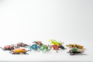 Polybag of Insects and Arachnid Figurines