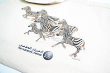 Load image into Gallery viewer, Zebra printed Shopping Bag