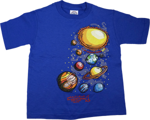 Rev Planets Toddler T-shirt