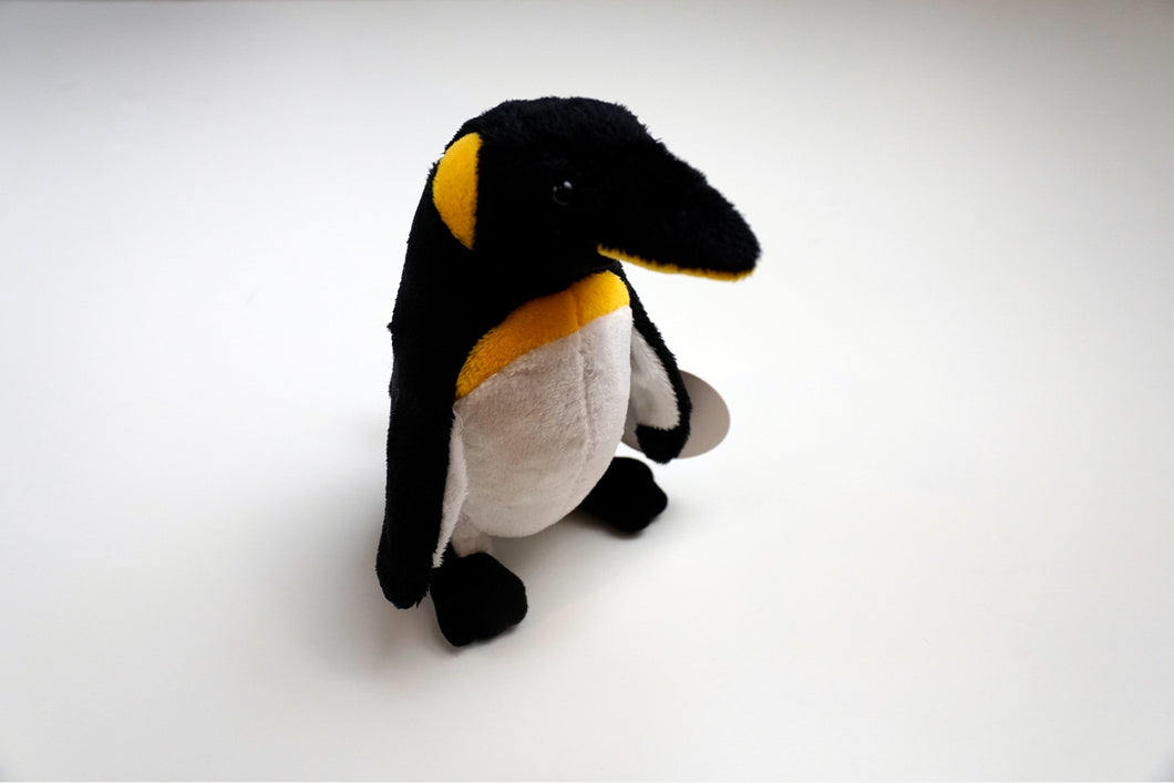 Penguin Stuffed Animal - 12 inches
