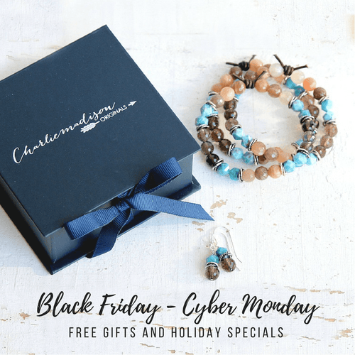 Black Friday/Cyber Monday Gifts + Specials - Charliemadison Originals LLC