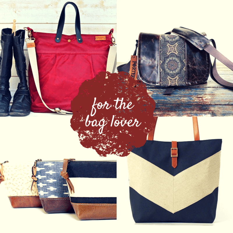 Handcrafted Holidays: Gifts For The Bag Lover