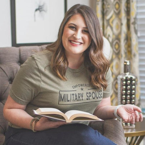 Brittany Boccher, military spouse, Discovering Your Spark