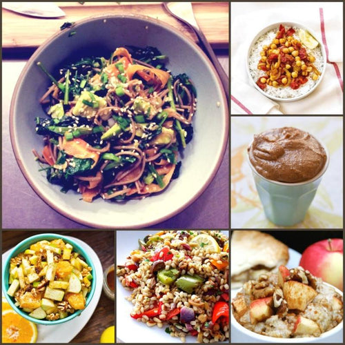 Healthy Eats: Fall Favorites