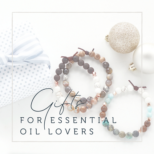 Gifts for Essential Oil Lovers - Holiday Gifts From Our Favorite Women-Owned Small Businesses