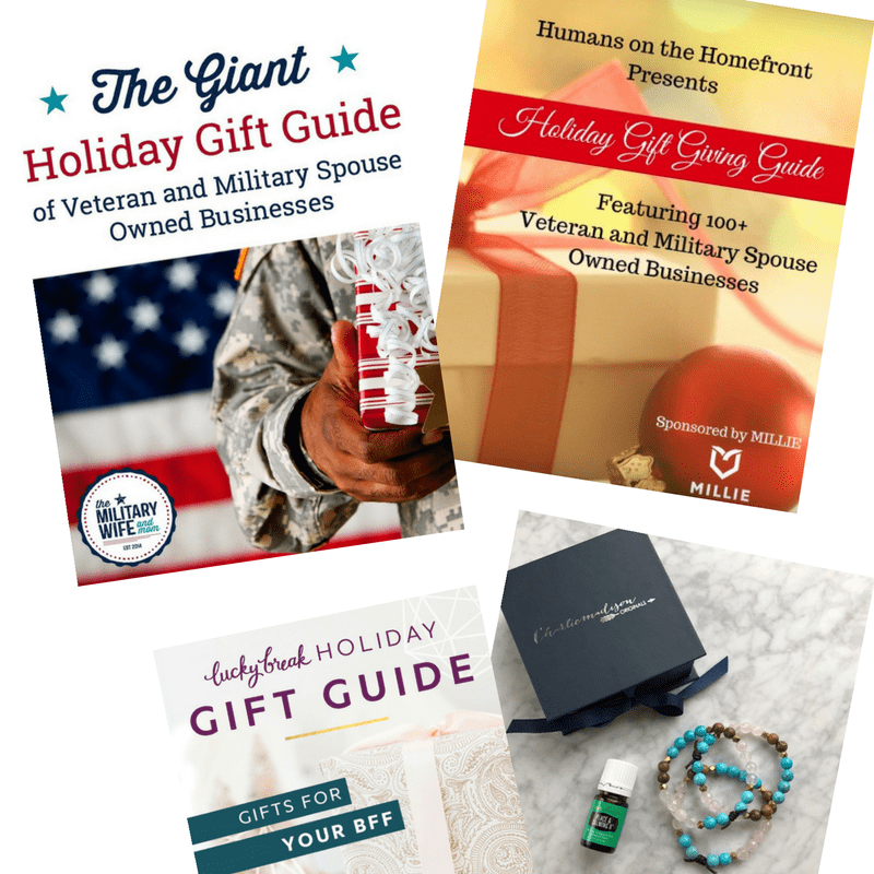 GIFT GUIDE FEATURES | AS SEEN IN