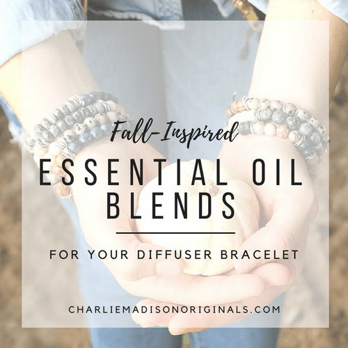 Fall Inspired Essential Oil Blends For Your Diffuser Bracelet