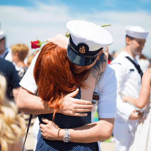 Keeping Your Military Marriage Strong: An Everyday Reminder of your Commitment - Charliemadison Originals LLC
