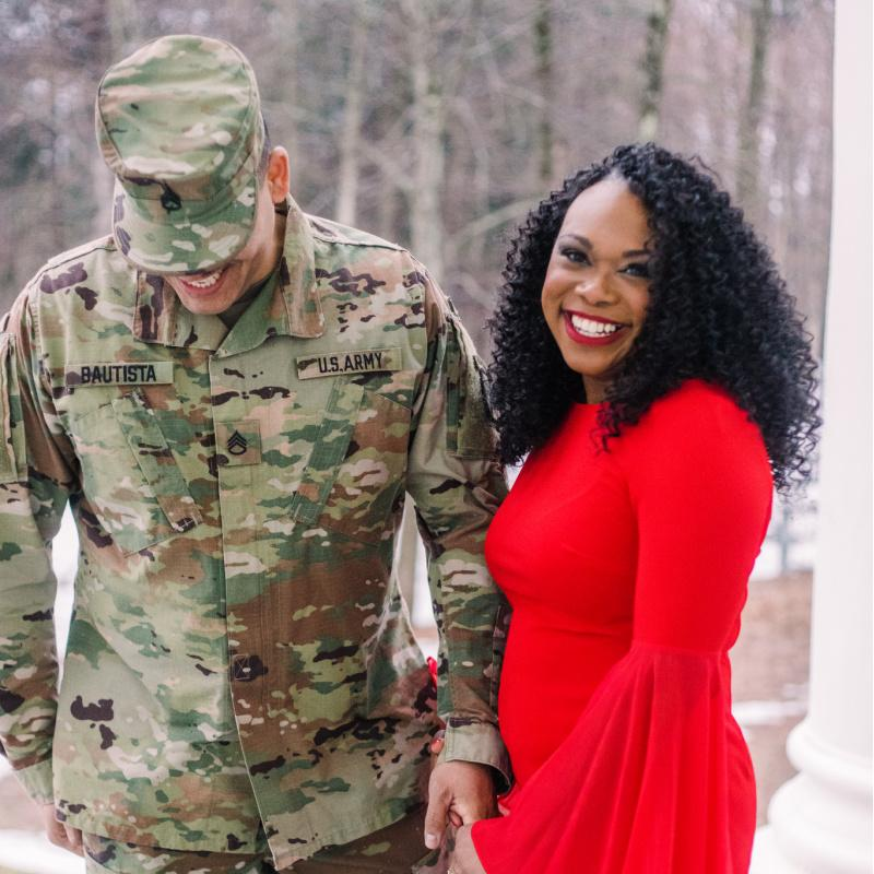 Meet a Milspouse - Our Chat with Marla Bautista