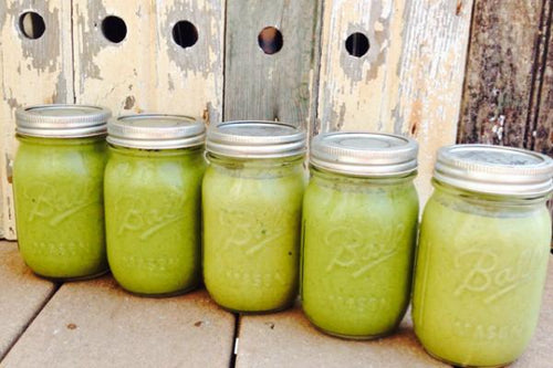 Healthy Eats – Green Smoothies