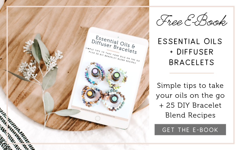 Guide to essential oil diffuser bracelets and 25 bracelet blends