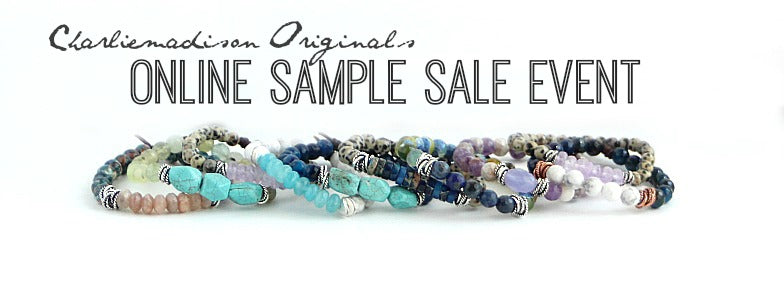 Jewelry Sample Sale - up to 70% off