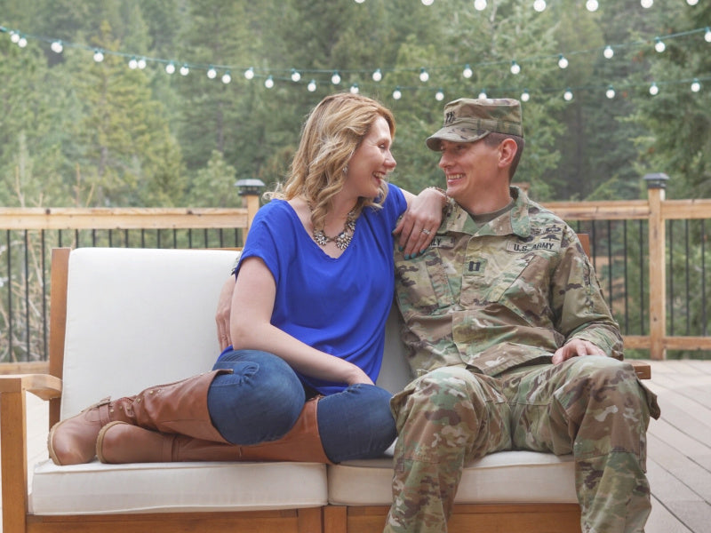 Laura Early, Army spouse