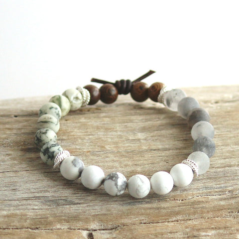 Renew You - essential oil diffuser bracelet