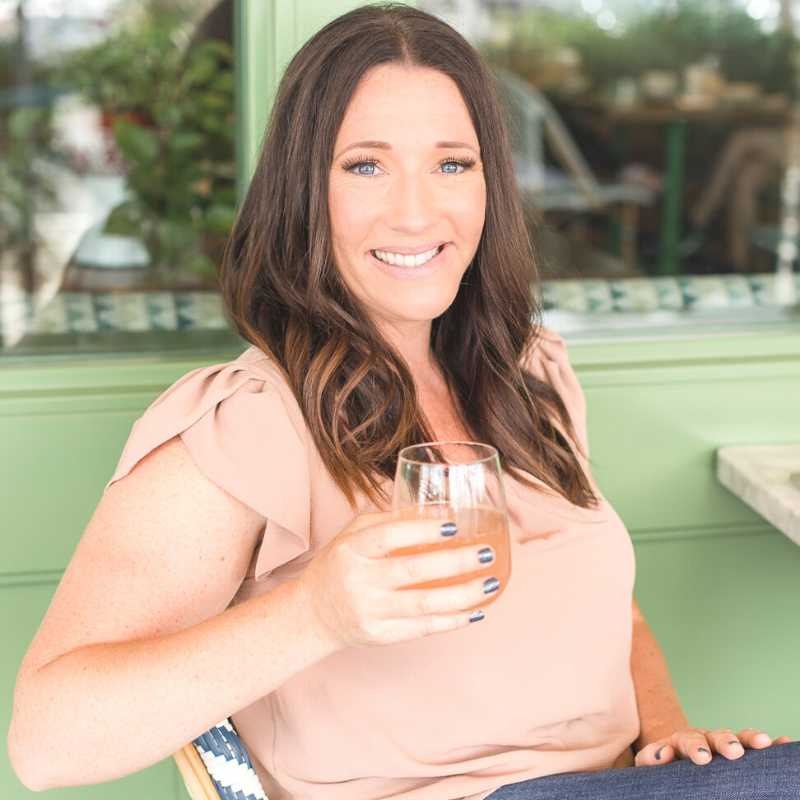 Melissa Froehlich, military spouse and business coach