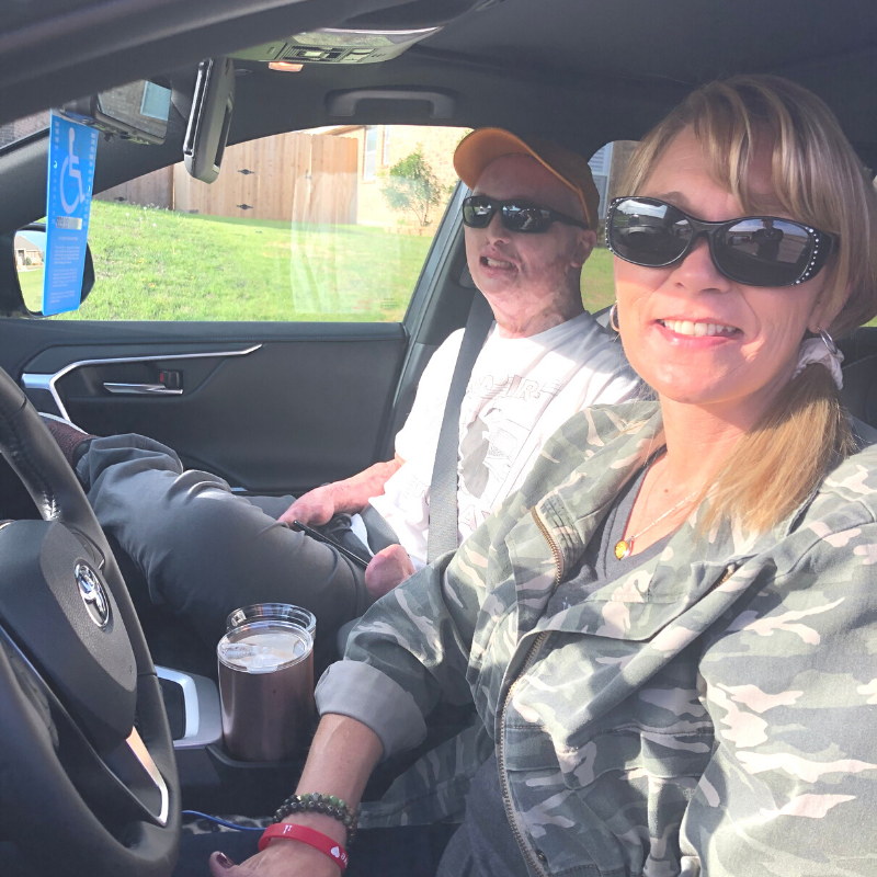 Military Caregiver, Deona Sutterfield