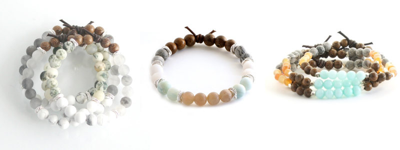 Military spouse wellness bracelets