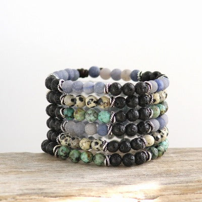 Focus mini bracelet stackers