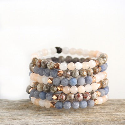 Shine Mini Stacker Bracelets
