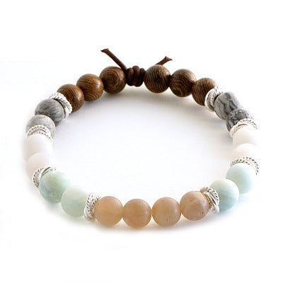Purpose Bracelet - an essential oil diffuser bracelet for military spouses