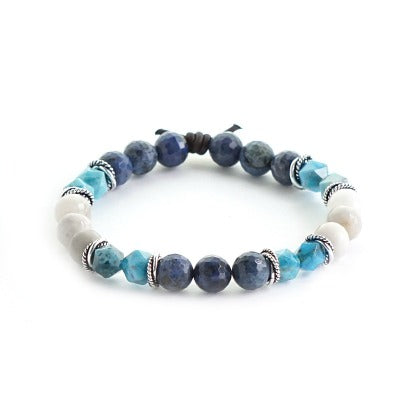 Tribe - Blue | A Meaningful Sisterhood Bracelet