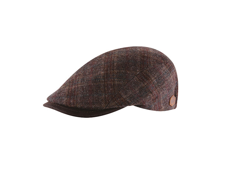 Hat Sixpence - DAFFY/BROWN/CHECK