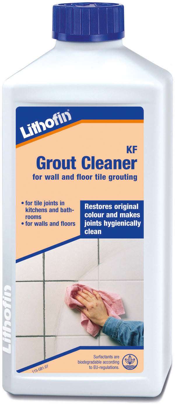 Lithofin Grout Cleaner for wall and floor tile grouting