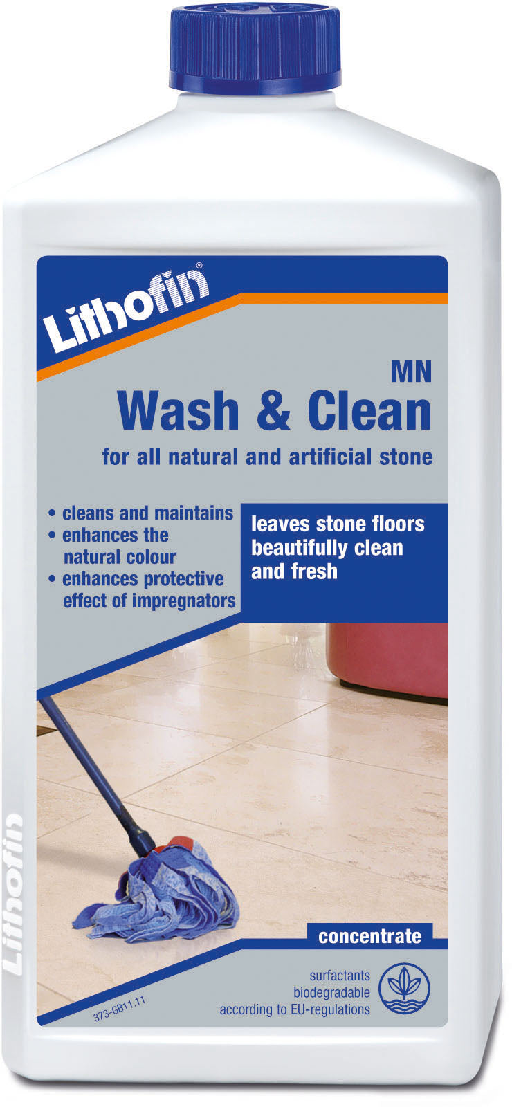 Lithofin wash & clean for all natural and artificial stone