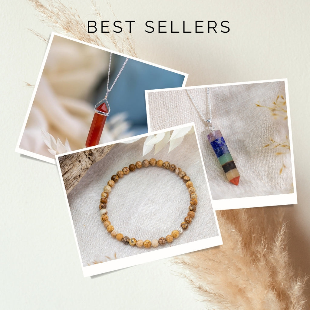 Best Sellers at Djuna Jewellery - Gemstone Jewellery Specialists