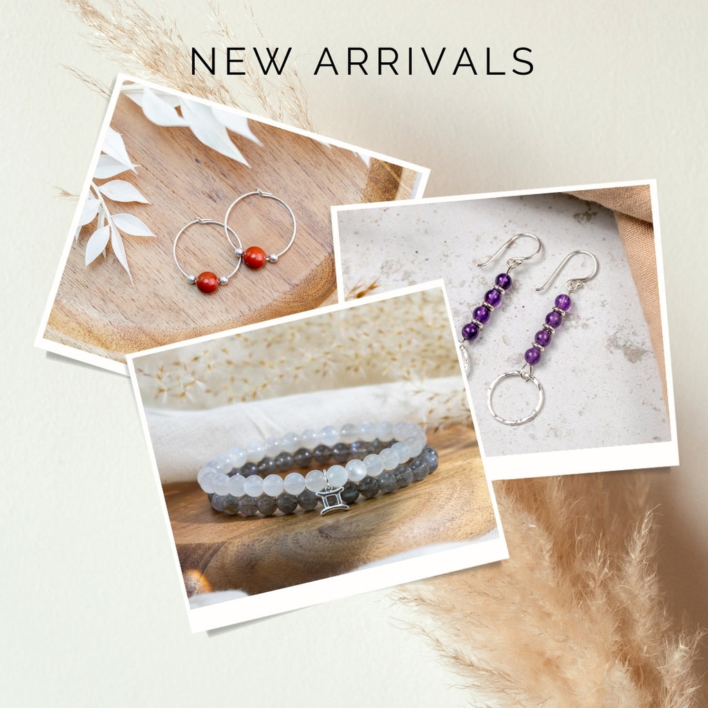 Discover what's new at Djuna Jewellery! We love introducing our our New Arrivals...