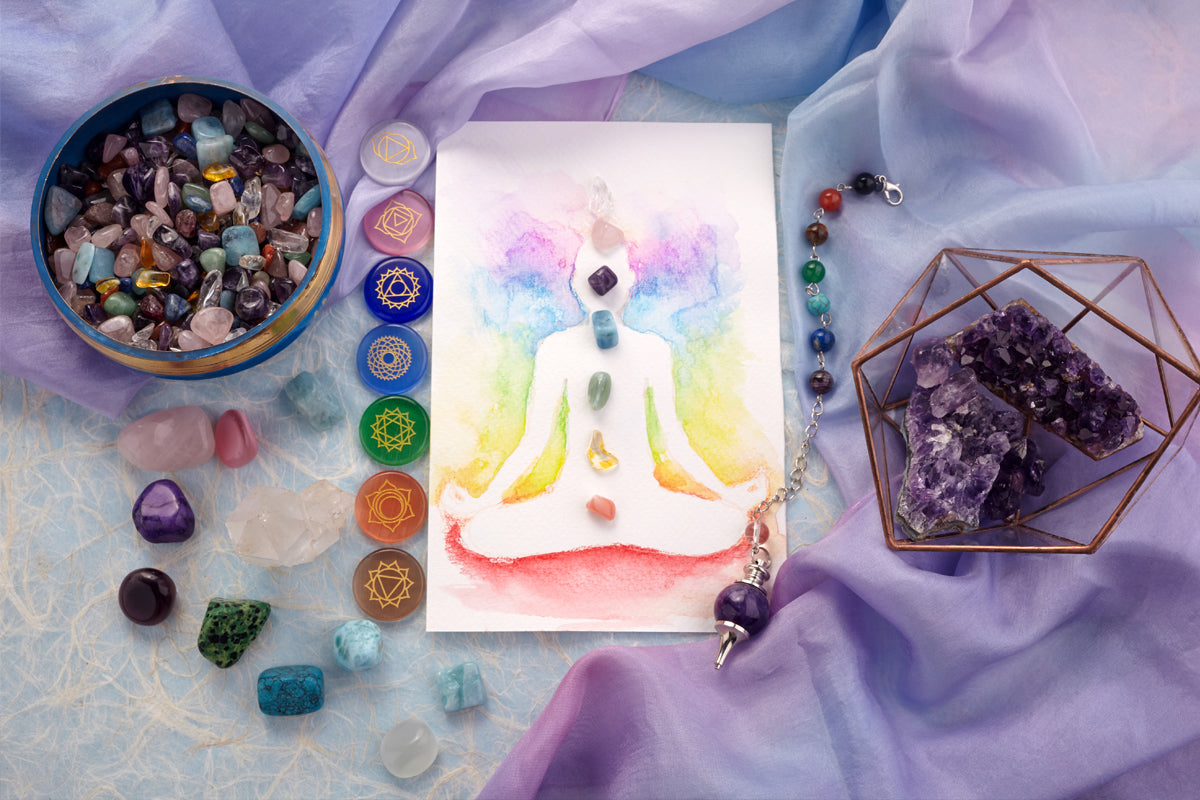 Spiritual benefits of amethyst and chakra meaning
