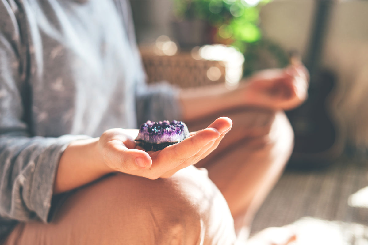 Discover the healing properties of one of the oldest stones amethyst....