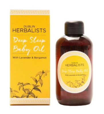 Dublin Herbalist 'Deep Sleep Baby Oil'