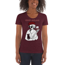 Load image into Gallery viewer, Crazy Cat Lady Women's Crew Neck T-shirt