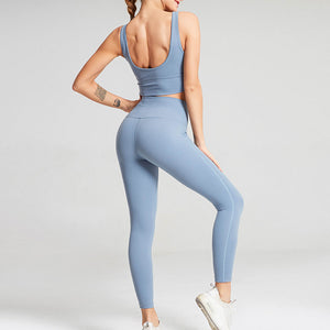Sports Yoga Set Activewear