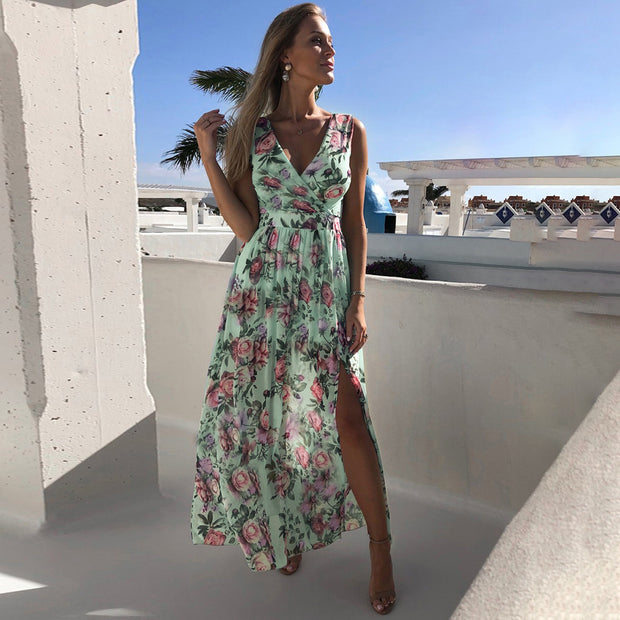 Holiday beach dress